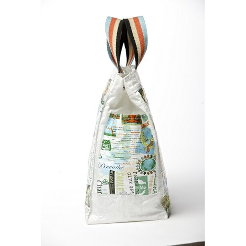 B. B. Begonia Large Multipurpose Shopping Tote