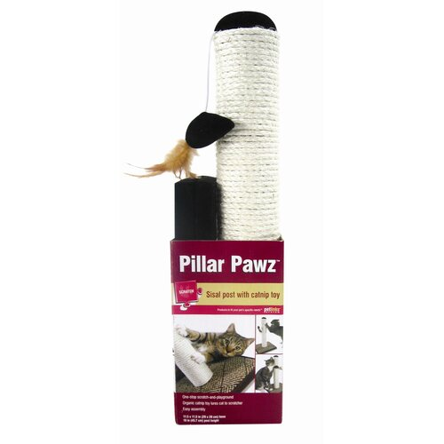 Petlinks System Pillar Pawz Sisal Cat Scratcher
