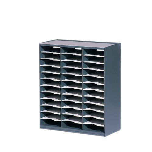 Paperflow Master literature Organizers with 36 Compartments