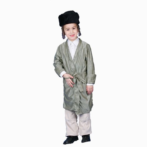Jewish Rabbi Children's Costume