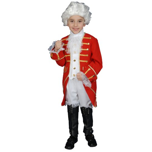Dress Up America Victorian Boy Children's Costume Set