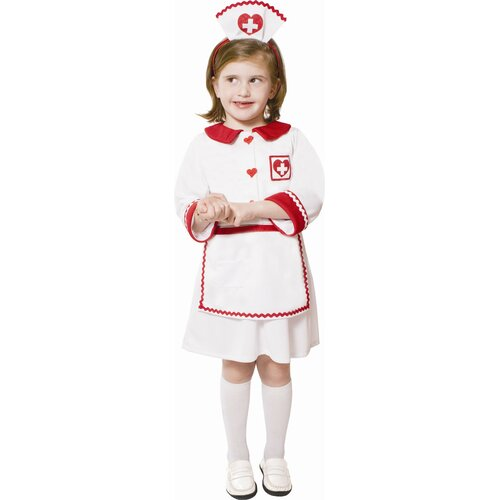Red Cross Nurse Children's Costume