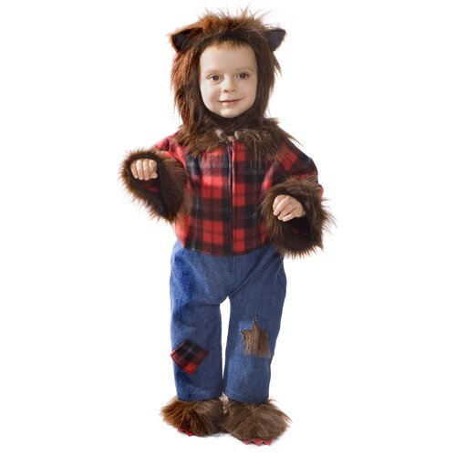 Dress Up America Children's Wolfman Children's Costume