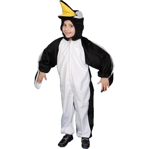 Penguin Plush Children's Costume