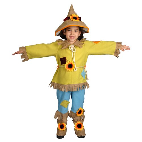Scarecrow Children's Costume