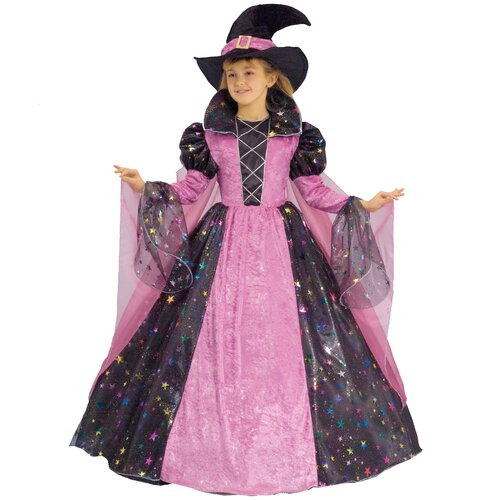 Deluxe Witch Children's Costume