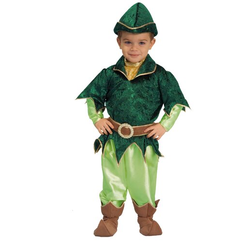 Dress Up America Deluxe Peter Pan Children's Costume