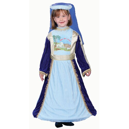 Dress Up America Mother Rachel Children's Costume