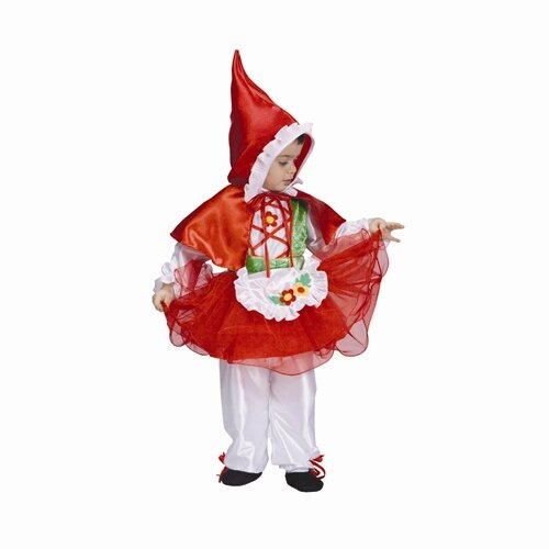 Little Red Riding Hood Children's Costume