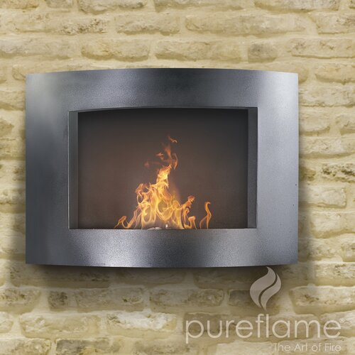 Aquafires Inspiring Bio Fuel Fireplace