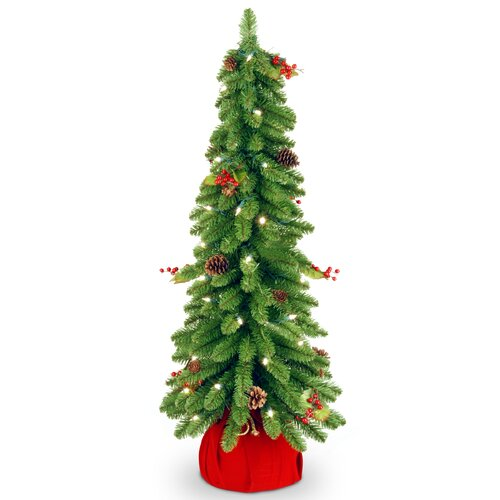 Enchanted Forest Artificial Christmas Trees Artificial Christmas Tree