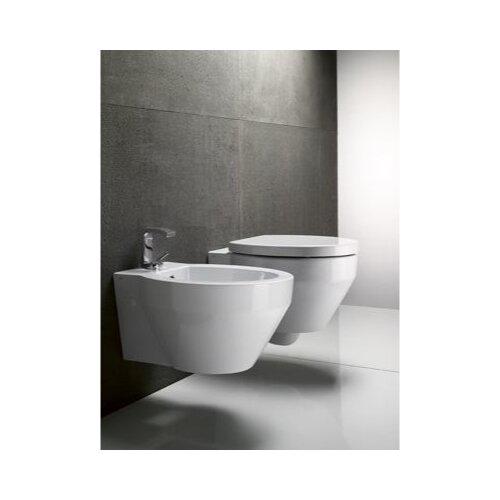 GSI Collection Losagna Ceramic Floor Round 1 Piece Toilet