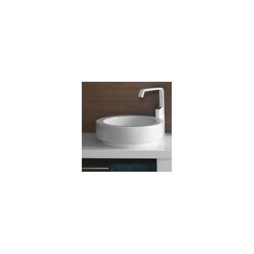 Traccia Round Bathroom Sink