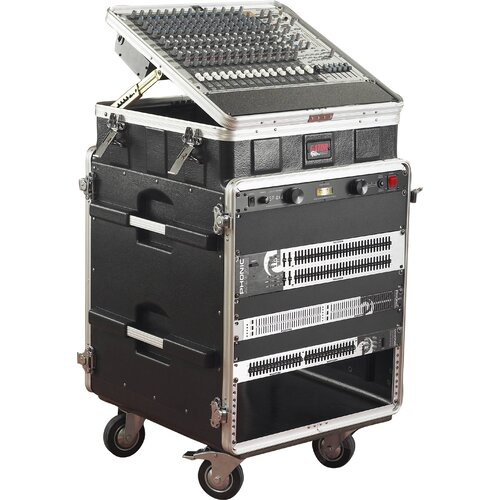 Gator Cases Pop-Up Console Audio Rack