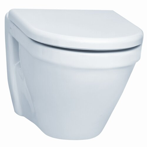 S50 Wall Mounted Elongated 1 Piece Toilet