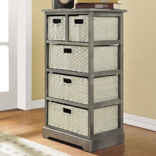 "Altra Furniture 18"" Storage Unit"