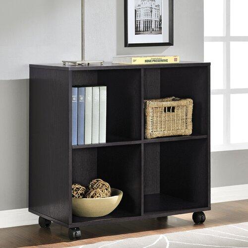 Altra Furniture 4 Cube Mobile Storage