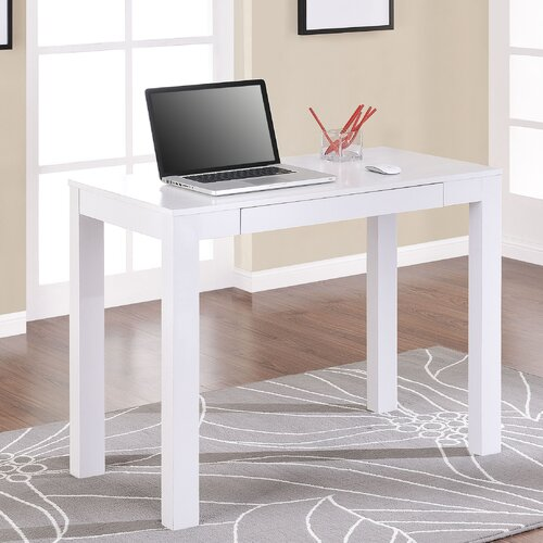 Altra Furniture Parsons Desk with Drawer
