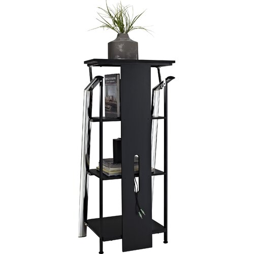 Altra Furniture Media Stand Audio Rack