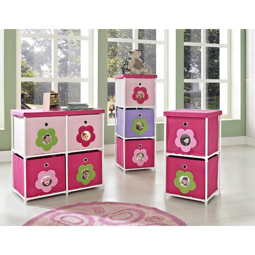 Altra Kids 39 Toy 4 Cube Organizer Reviews Wayfair