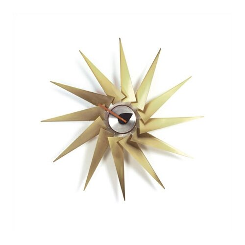 "Vitra Vitra Design Museum Oversied 30.11"" Turbine Wall Clock"
