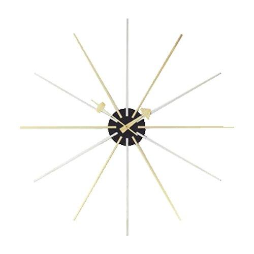 "Vitra Vitra Design Museum Oversized 24"" Star Wall Clock"