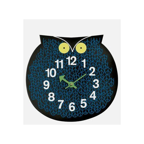 Vitra Vitra Design Museum Zoo Timers Wall Owl Clock
