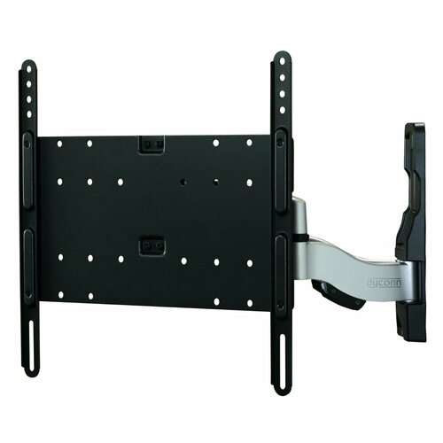 "Dyconn Invisible XL Ultra Slim Articulating Arm/Tilt/Swivel Wall Mount for 26"" - 52"" LED"