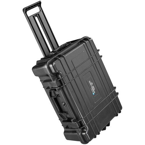 Outdoor Jumbo Style Wheeled Tool Case