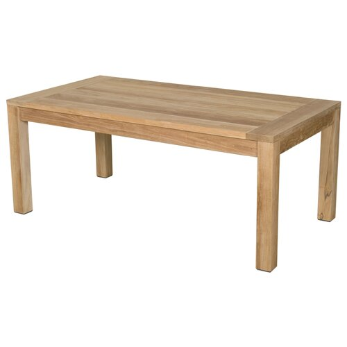 Les Jardins Teak Stafford Extension Table