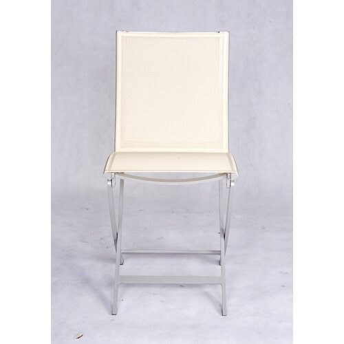 Les Jardins Dripper Folding Dining Side Chair