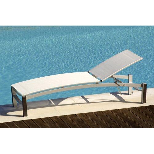 Les Jardins Dripper Chaise Lounge