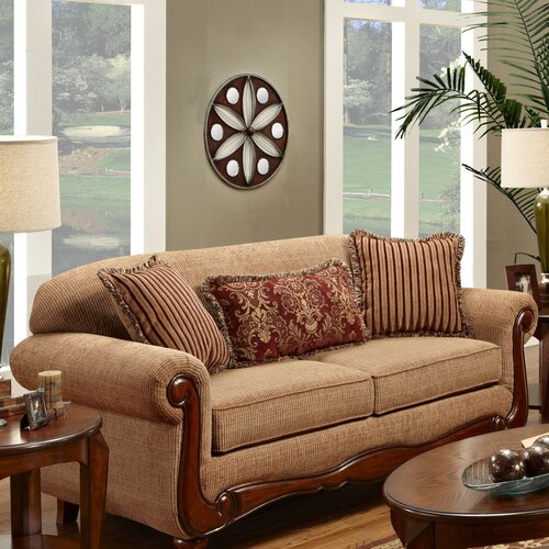 Verona Furniture Linda Sofa