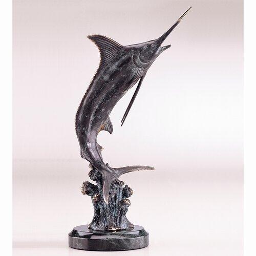 SPI Home Hunting Marlin Figurine