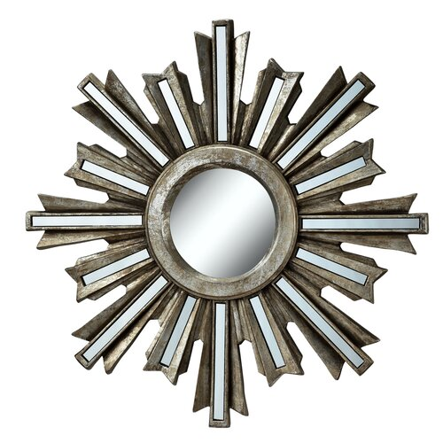 SPI Home Deco Sunburst Wall Mirror