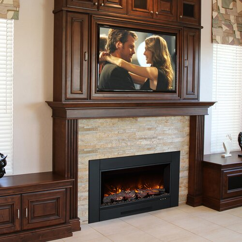 ZCR Series Electric Insert Fireplace