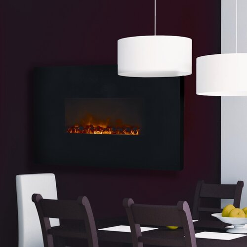 Modern Flames Dream Flame Wall Mount Linear Electric
