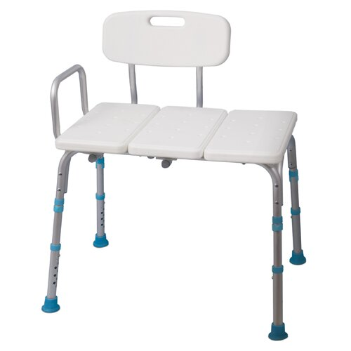 Adjustable Bath and Shower Transfer Bench