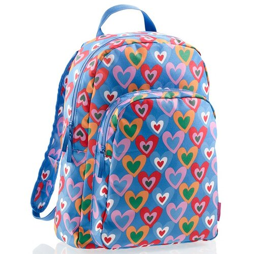 Agatha Ruiz De La Prada Winter Heart Backpack