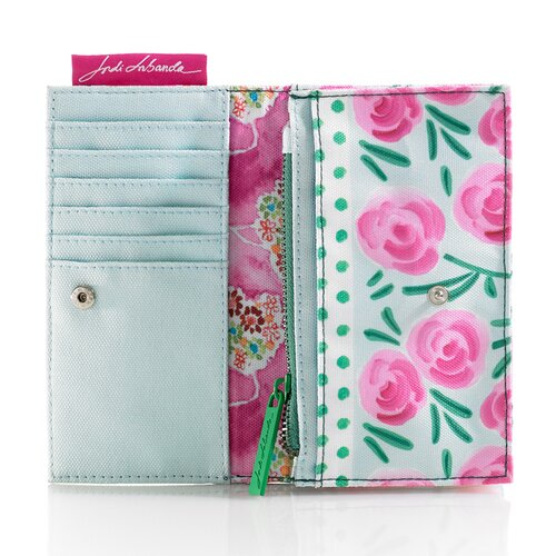 Jordi Labanda Flower Wallet