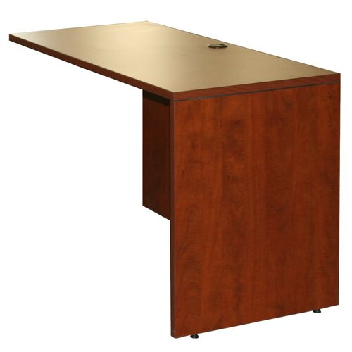 "Boss Office Products 29.5"" H x 42"" W Desk Return"