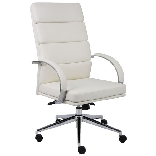 Boss Office Products Caressoft Plus Executive Chair