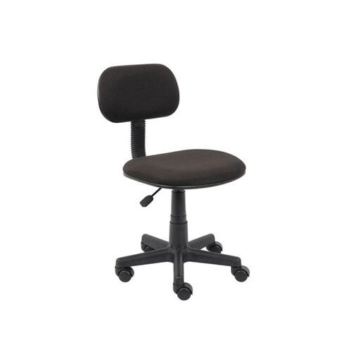 Boss Office Products Adjustable Steno Low-Back Task Chair