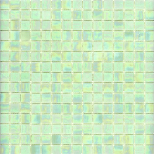 Surfaces Elida Glass Mosaic in Spearmint