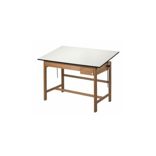 Titan II Melamine Drafting Table