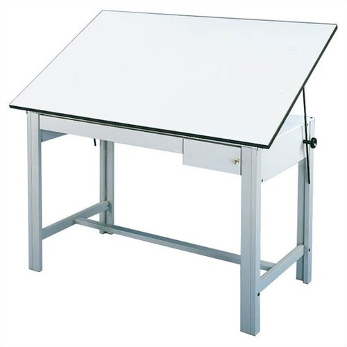 Alvin and Co. DesignMaster Melamine Drafting Table