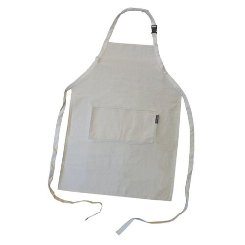 Alvin and Co. Extra Large Adult Natural Apron