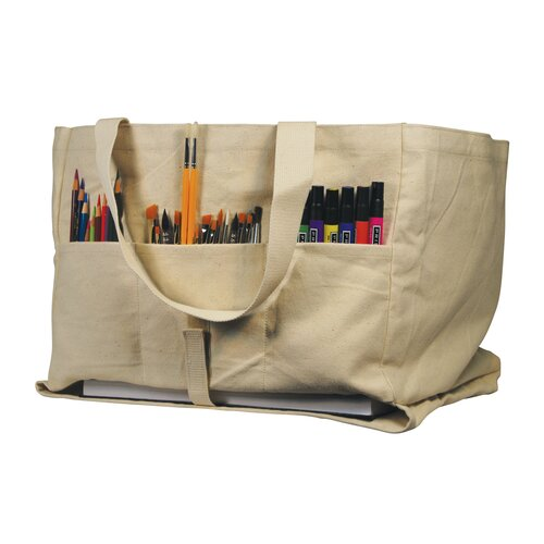 Alvin and Co. Heritage Water Colors Painters Bag