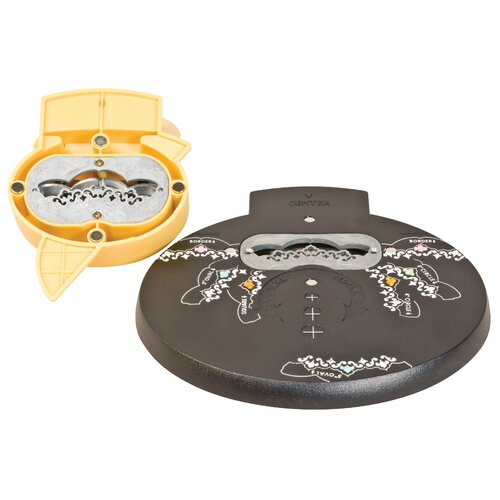 Alvin and Co. Multi-Shaper Lace Magnetic Punch