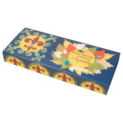 Alvin and Co. Treasure Chest Fleur De Lys Die-cuts